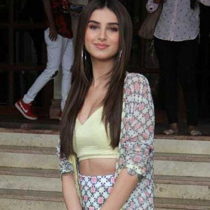 See pics: Tara Sutaria's sexy look has literally got us saying 'Marjaavaan'