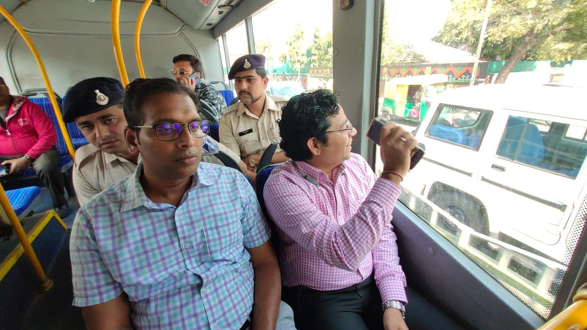 Indore: Indore officers to use public  transport every Friday