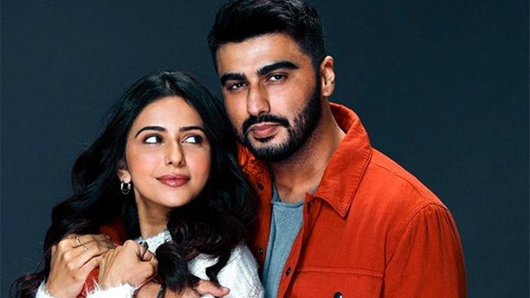 New pair alert: Arjun Kapoor to romance with Rakul Preet Singh in the family dramedy