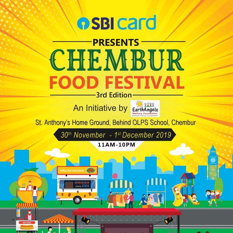 3rd Edition Chembur Food Festival – Get ready for #NoCookingWeekend