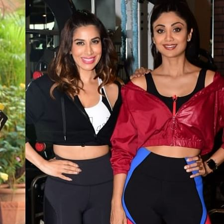 Malaika Arora, Shilpa Shetty, and other B-town celebs slay the day in athleisure