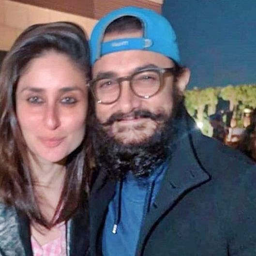 Laal Singh Chaddha: Aamir Khan, Kareena Kapoor Khan enjoy team dinner in Punjab