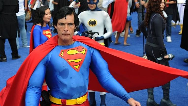 'Hollywood Superman' Christopher Dennis passes away at 52