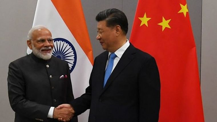 PM Narendra Modi meets Chinese President Xi Jinping in Brazil; discusses bilateral and multilateral issues