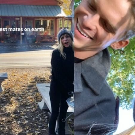 Cody Simpson spends quality time with girlfriend Miley Cyrus and her family