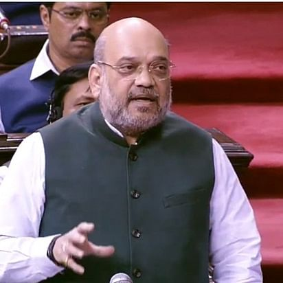 Winter Session Updates: Situation in J&K is completely normal, says Amit Shah