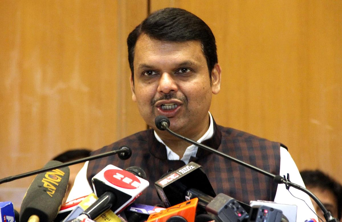 Maharashtra Chief Minister Devendra Fadnavis today submitted his resignation to Governor Bhagat Singh Koshyari and was asked to remain as the acting Chief Minister of the state