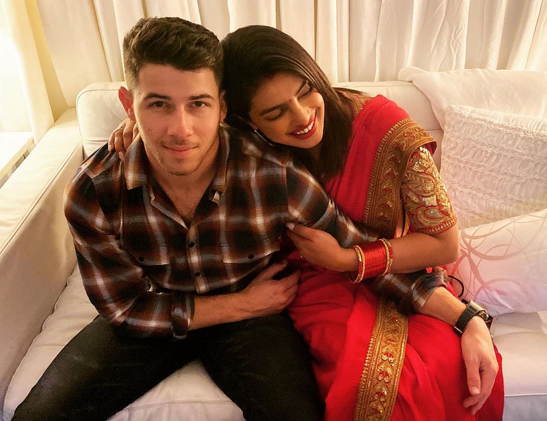 Don't want to ruin the surprise: Nick Jonas is refusing to reveal his first wedding anniversary plans for Priyanka