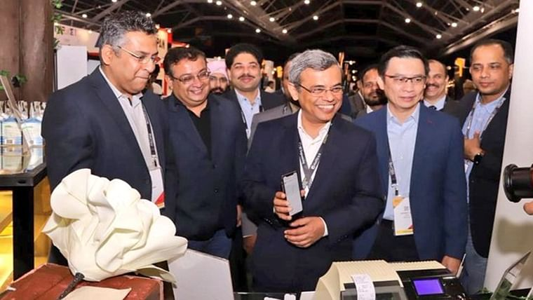 Digital India goes international, BHIM UP gets pilot at Singapore FinTech Festival