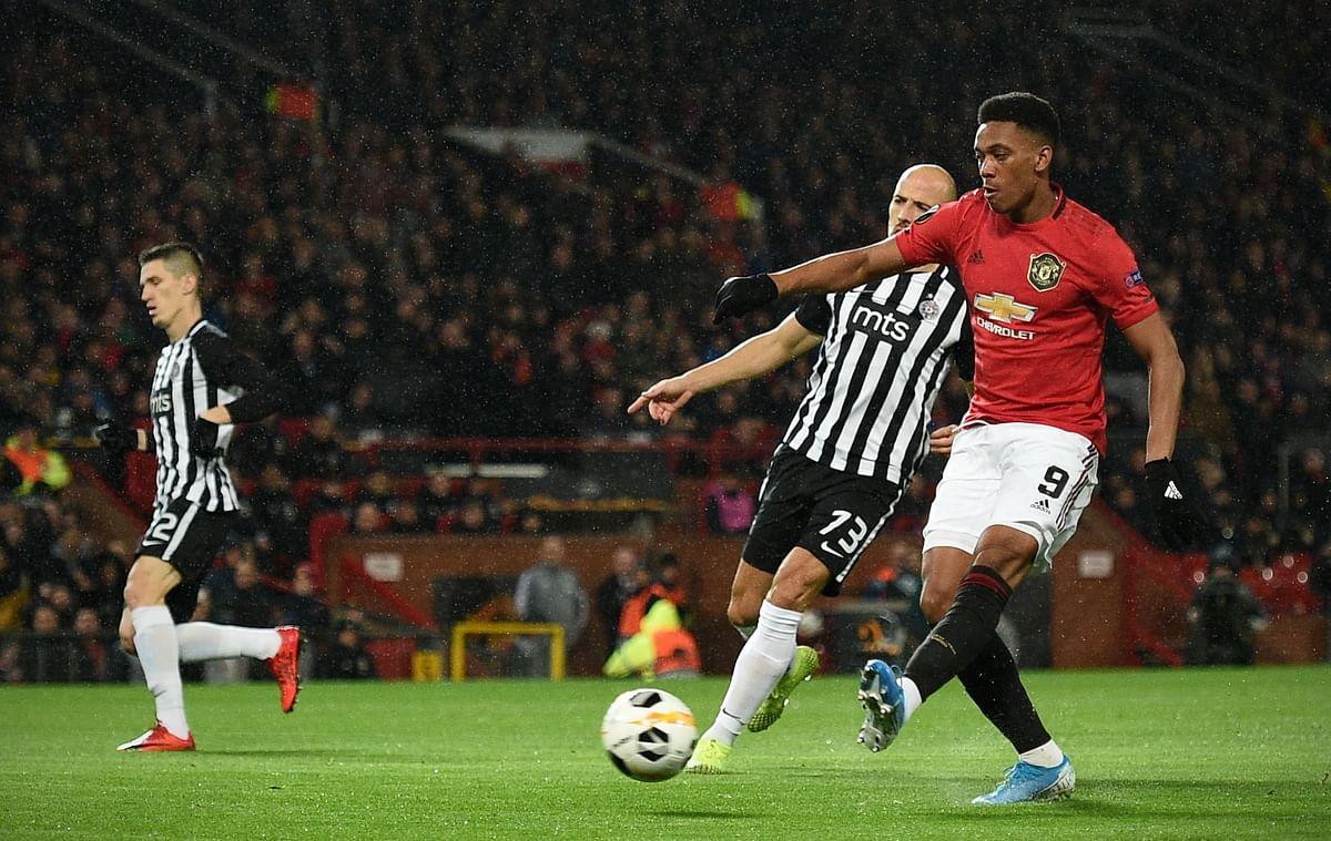 Mason Greenwood assures Manchester United easy win
