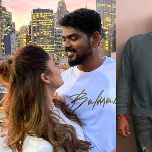 Birthday girl Nayanthara celebrates her special day with beau Vignesh Shivan in NYC