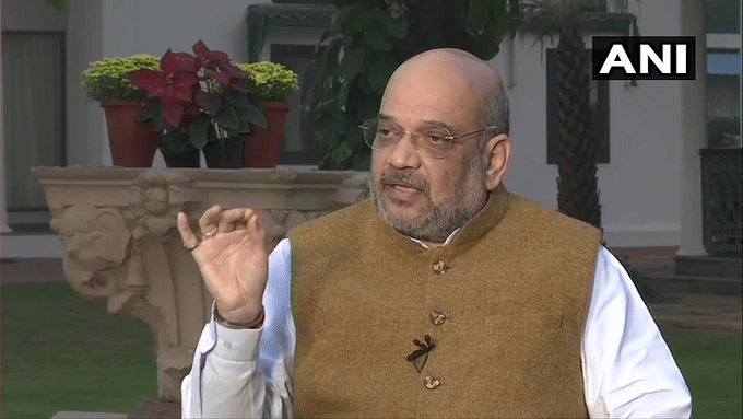 BJP has suffered most due to President's rule, claims Amit Shah