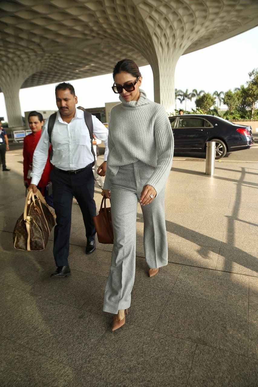 Cost of Deepika Padukone's Louis Vuitton bag can get you 30 grams of gold