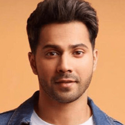 Varun Dhawan's peek-a-boo video with little munchkin on sets will take away all your Monday stress