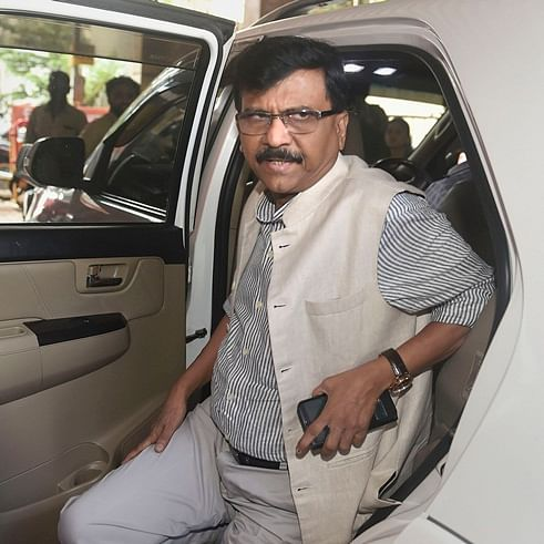'One who was so power-hungry, also believed that he was god': Sanjay Raut takes jibe at Fadnavis