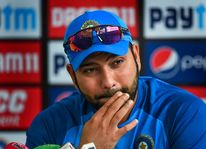 Guaranteed: Rohit Sharma set for another century in next T20I