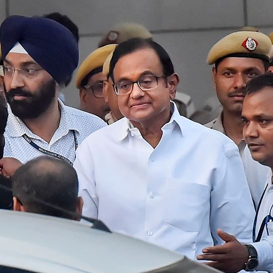 INX Media case: SC issues notice to ED on P Chidambaram's bail plea