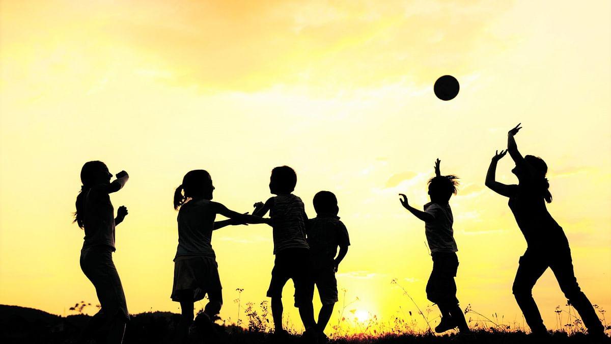 'Letting kids be kids', writes Kiran Manral