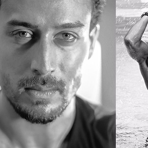 Tiger Shroff jokes about his beard growth in 'super hot' throwback picture
