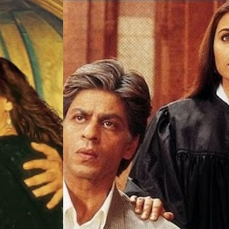 Seeing Shah Rukh Khan as an old man was really awkward: Rani Mukerji on 15 years of 'Veer-Zara'