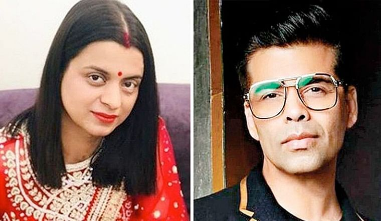 These dumb filmmakers need to be stopped: Rangoli Chandel takes another dig at Karan Johar