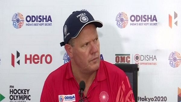 Not surprised with Russia's performance: India men's hockey coach Graham Reid