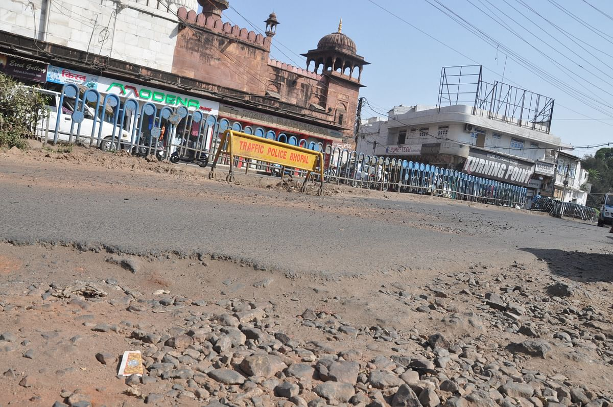 Bhopal: Dusty roads, smoky vehicles polluting city's air