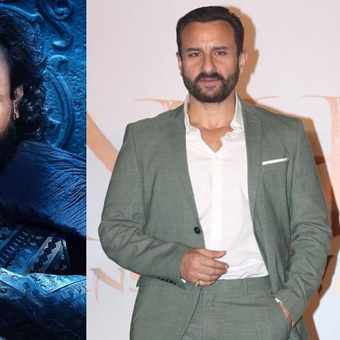 I was not sure about 3D initially in Tanhaji but I am happy about it now: Saif Ali Khan