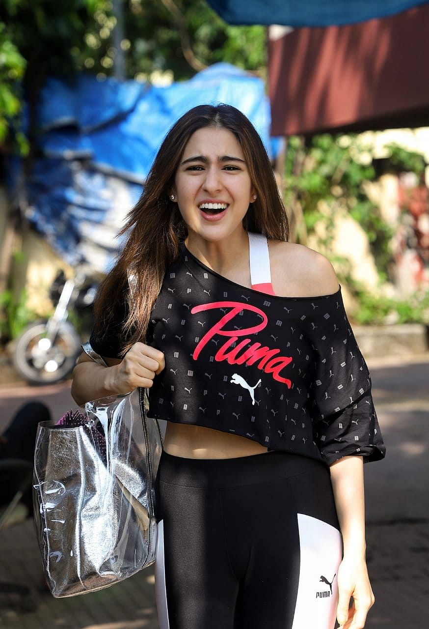Fit and Fabulous: Sara Ali Khan is turning heads with her hot bod and sexy athleisure
