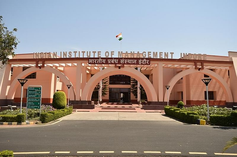 IIM Indore student bags 4 lakh package for 2 months internship at placement interviews