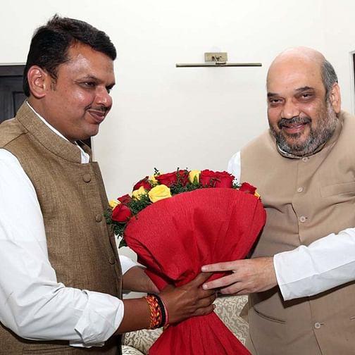 The 2 AM phone-call between Shah-Fadnavis that ended the BJP-Sena alliance