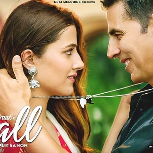 'Filhaal' song: Akshay Kumar, Nupur Sanon's romantic melody will move your hearts