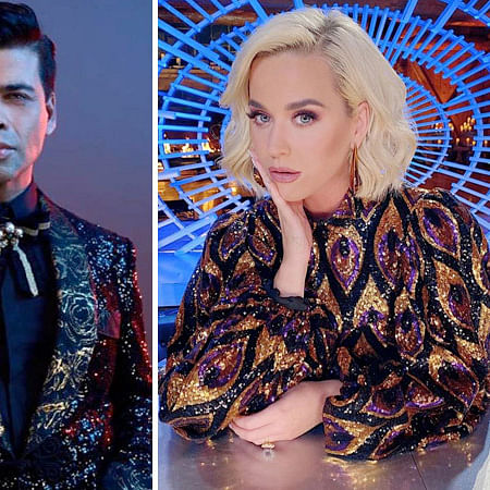 Karan Johar to host a party for American pop star Katy Perry in Mumbai