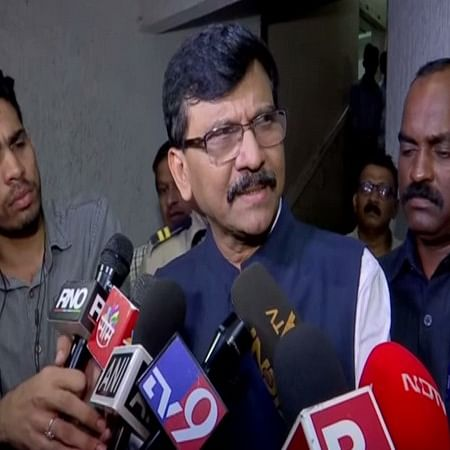 Existence of NDA is in question: Sanjay Raut slams BJP
