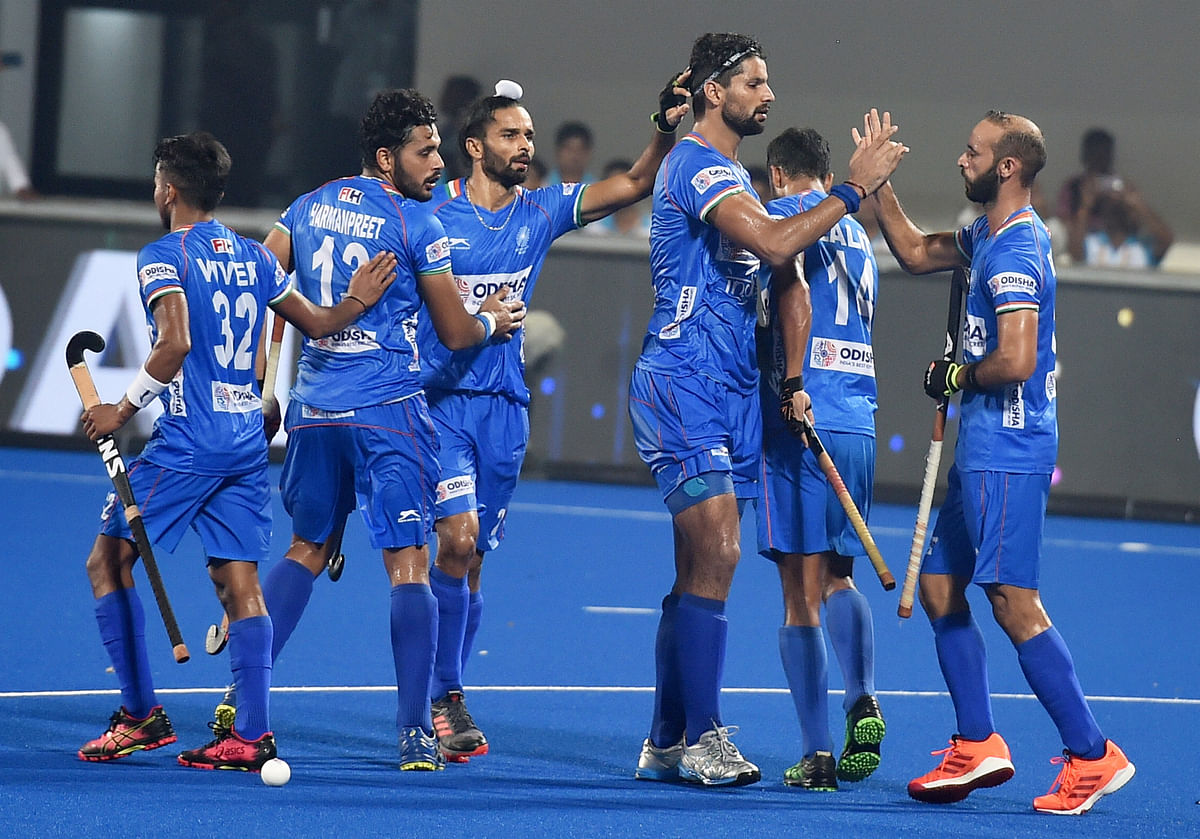 India to host the Men's Hockey World Cup for the fourth time in 2023