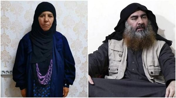 ISIS chief Baghdadi's sister captured by Turkey in Syria: Report