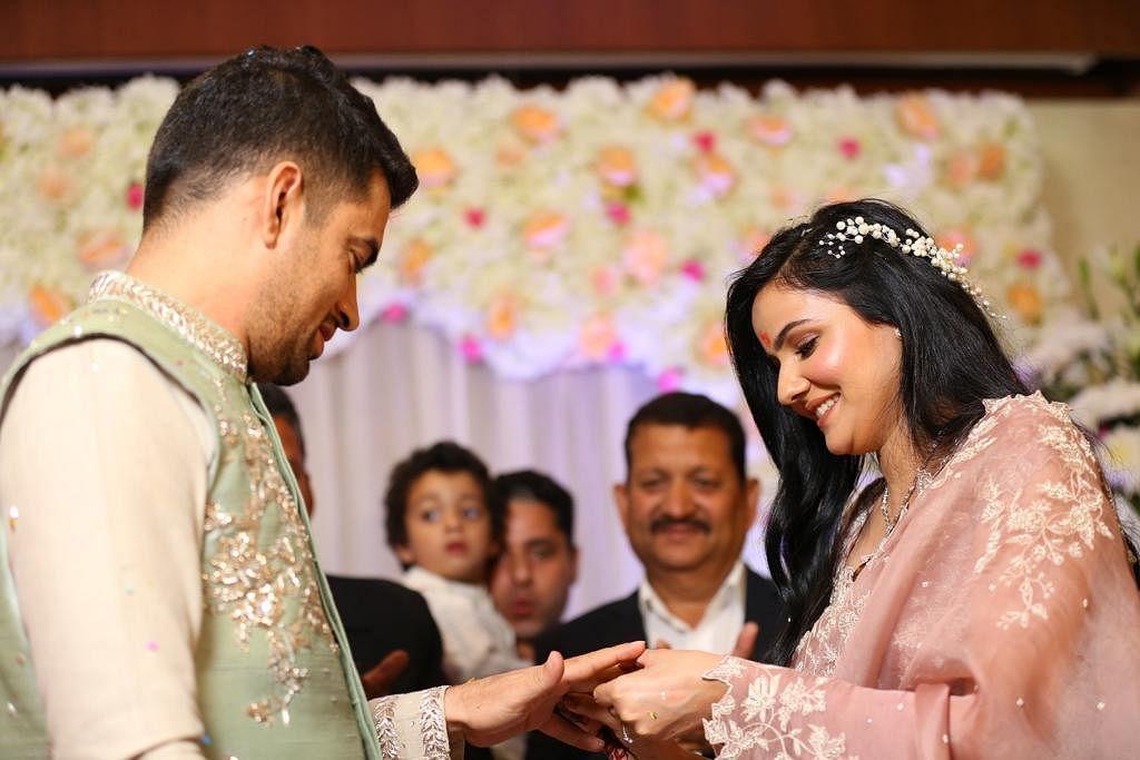 Aksht Ranaut and Ritu