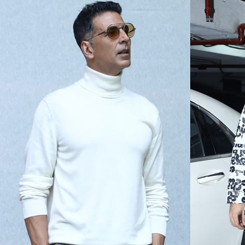 Akshay Kumar reveals that Karan Johar had offered him another film before 'Good Newwz'