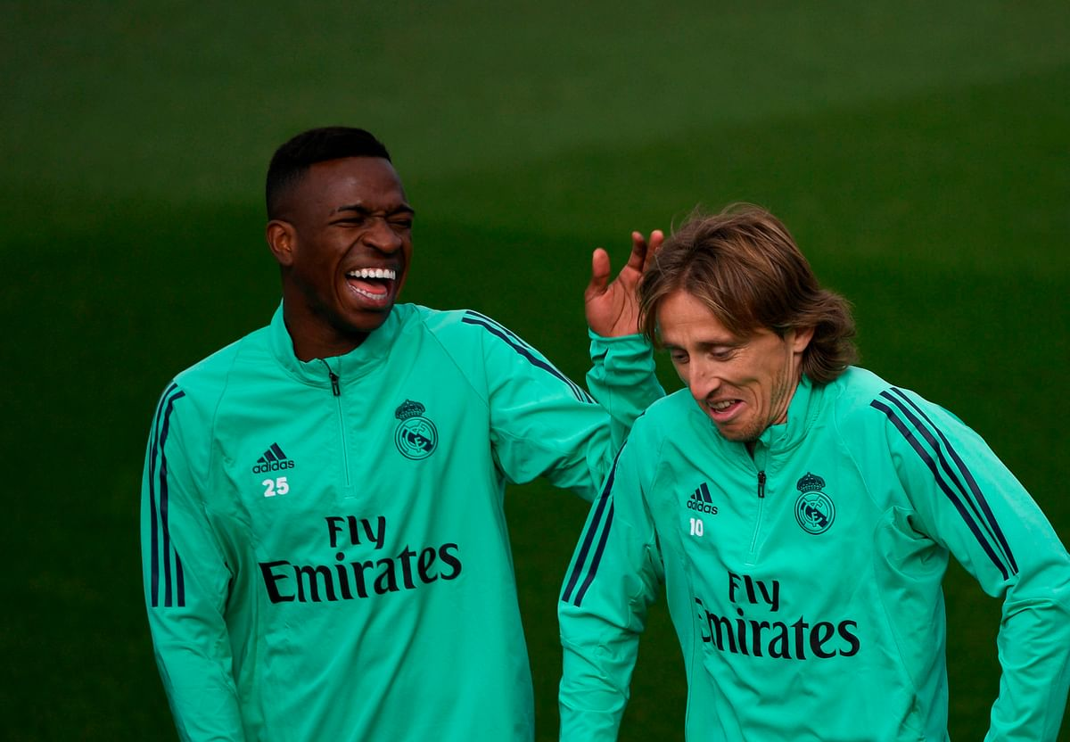 UEFA Champions League: Real Madrid in for Galatasaray test