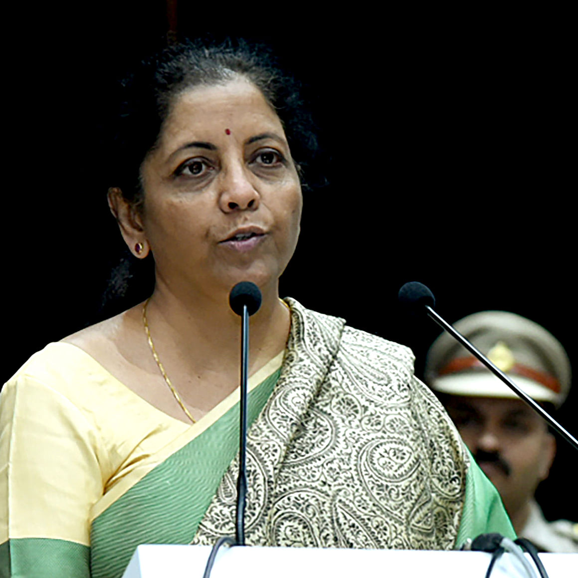 Indian economy currently facing challenges: Nirmala Sitharaman