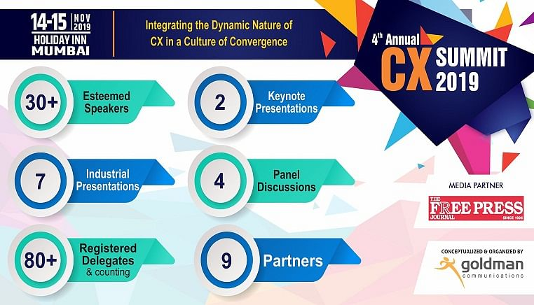 Take Your CX Strategy to the Next Level at the CX Summit 2019