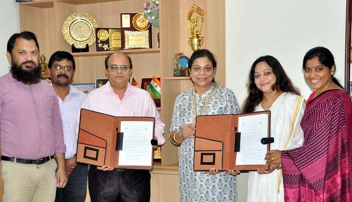 Bhopal: CRISP & IASOWA ink MoU on mobilising youth for trainings