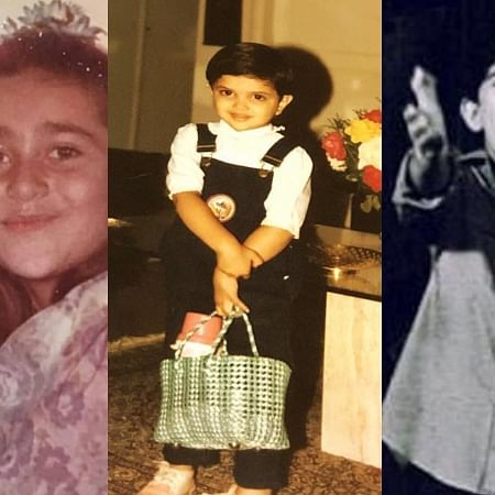 Children's Day 2019: Deepika, Hrithik, Priyanka and their never seen before childhood pics