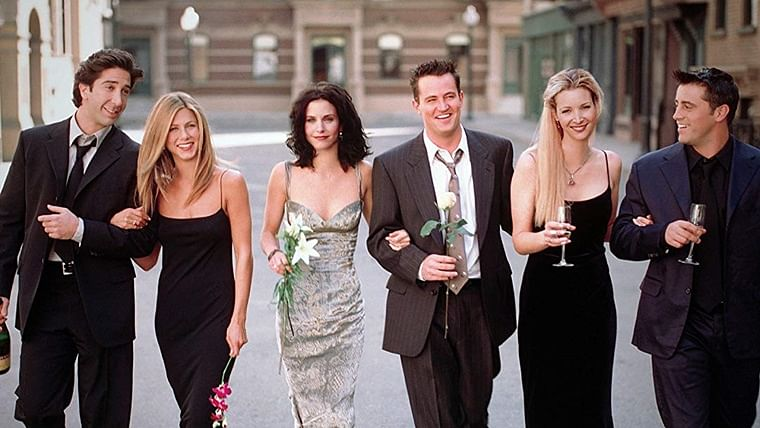 Image result for Friends' Reunion Special in the Works at HBO Max (Exclusive)