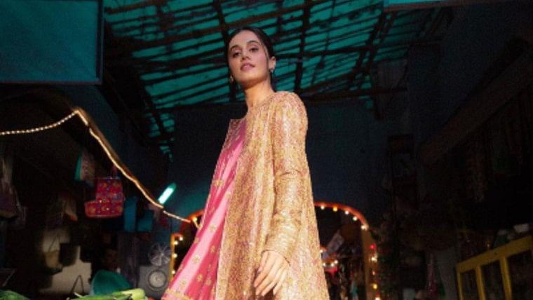 Ho gaya. Bas. Ab?: Tapsee after Ayodhya verdict