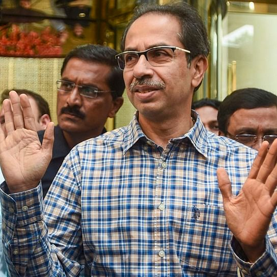'Maha CM will be from Shiv Sena':  NCP-Cong concede to Uddhav Thackeray's demands
