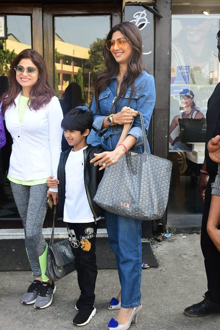 The cost of Shilpa Shetty's tote bag can get you a kidney!