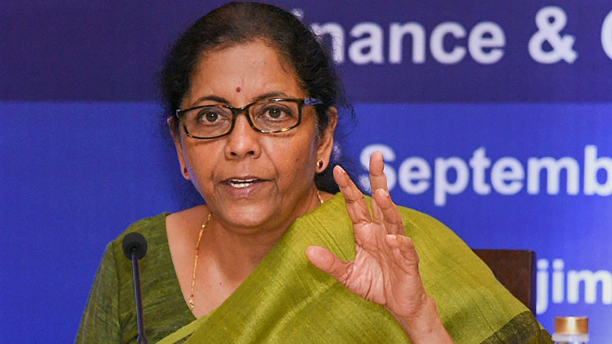 Govt of India's state-run banks reported Rs 95,760 crore fraud in six months, says Nirmala Sitharaman