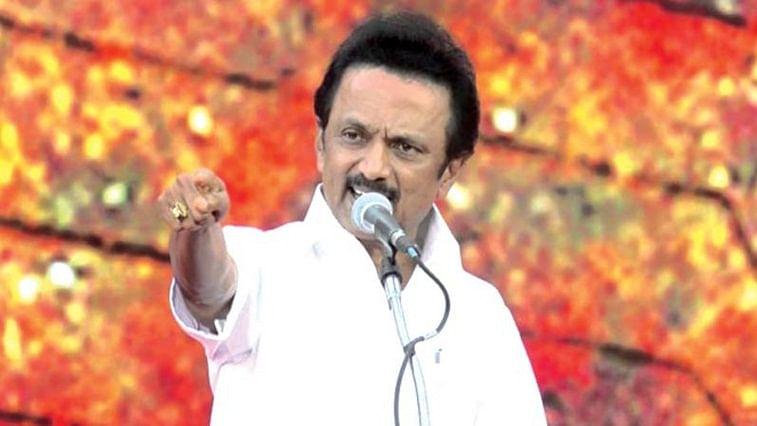 BJP's tweet with Thiruvalluvar's photo in saffron attire faces flak, DMK calls it saffronisation