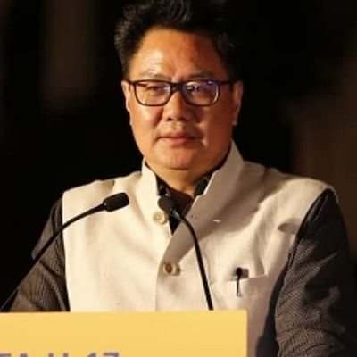 Putting the sport in Sports Minister: When birthday boy Kiren Rijiju gave us serious fitness goals